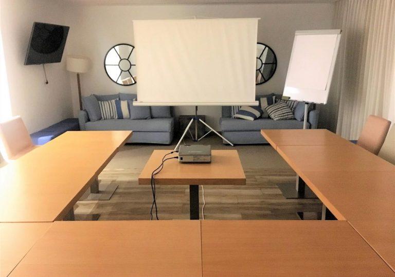 alquiler de audiovisuales para hoteles