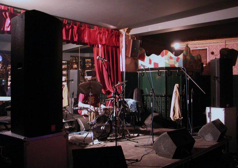 equipo de sonido para concierto basico