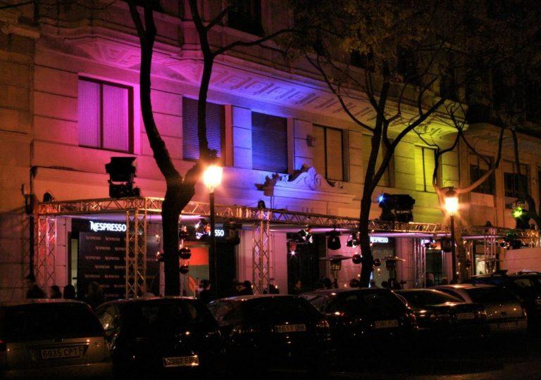 iluminacion de fachadas