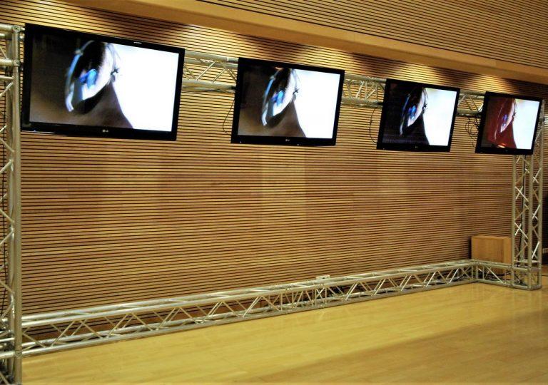 alquiler de pantallas de 50 pulgadas