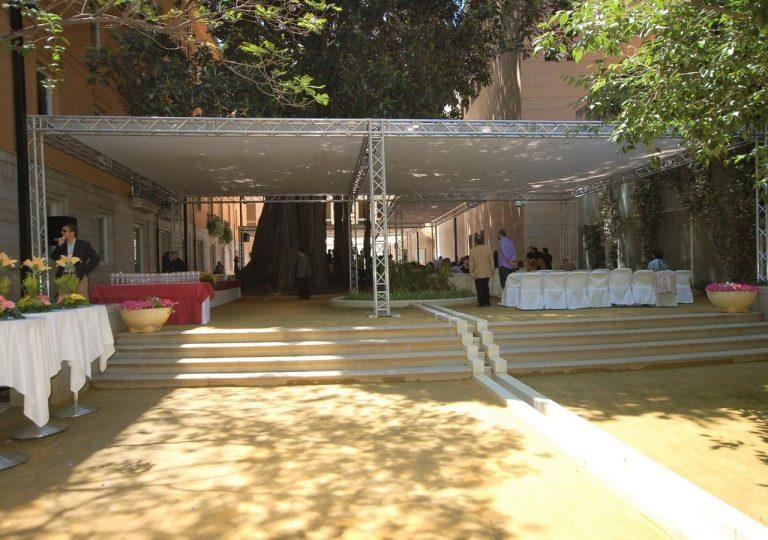 techos para sombra de alquiler