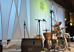 Alquiler equipos de sonido para conciertos