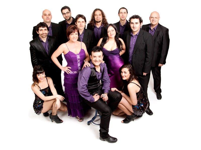 Orquesta Géiser Band
