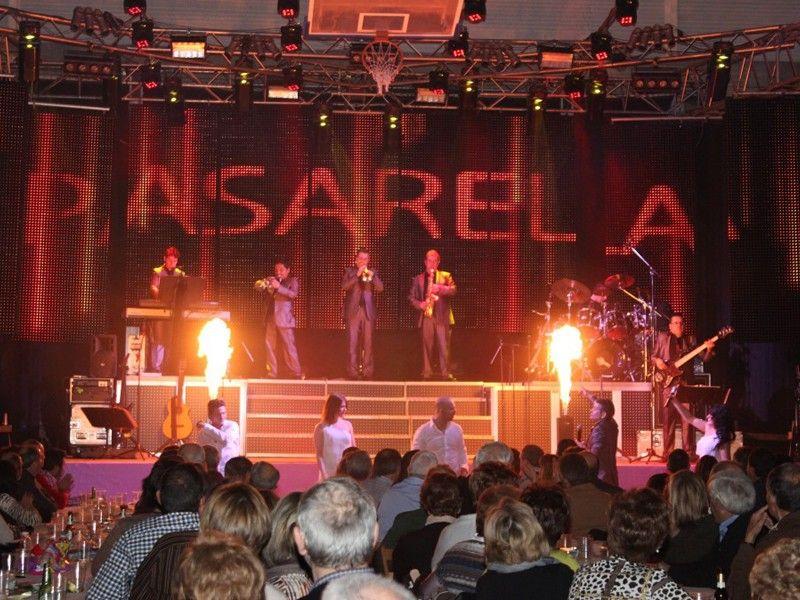 Orquesta La Pasarela