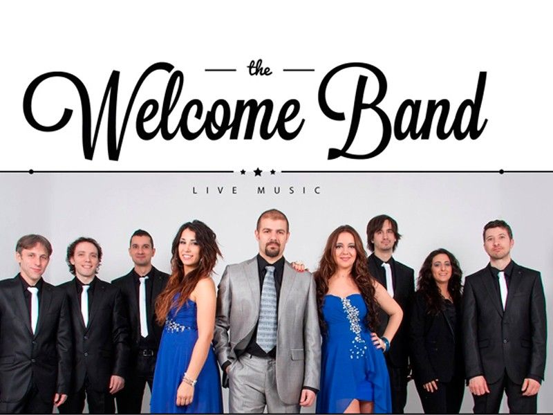 Orquesta The Welcome Band