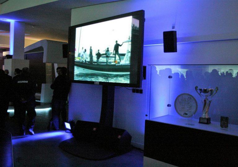 alquiler de pantalla de plasma gigante