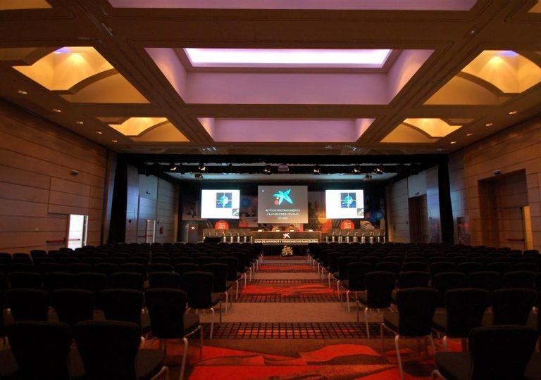 alquiler de pantallas para congresos