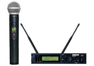 micrófono de alquiler para cantar