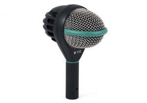 micrófono para bombo