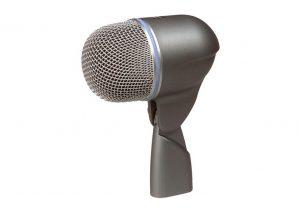 micrófono shure para bombo