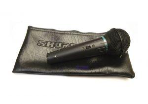 alquiler microfonos de karaoke