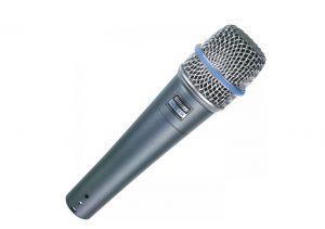 micrófonos para guitarras