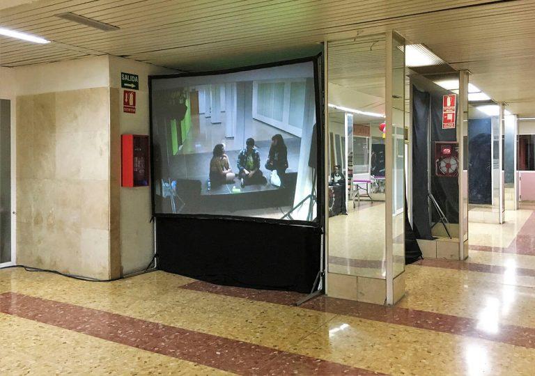 venta de pantallas de video