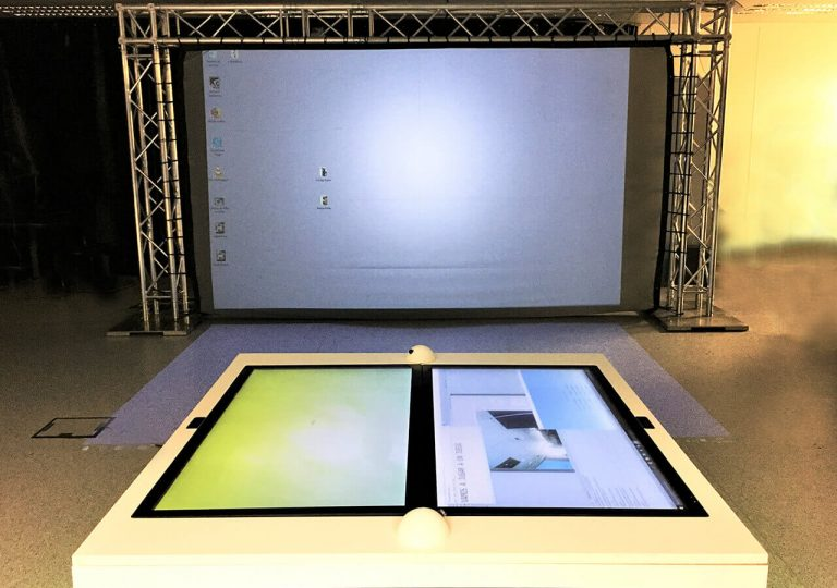 pantallas tactiles