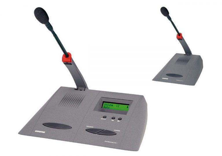 sistema de conferencia automatica