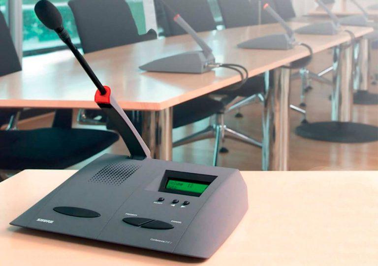 sistemas de conferencia automática