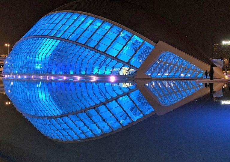 hemisferic valencia-iluminado