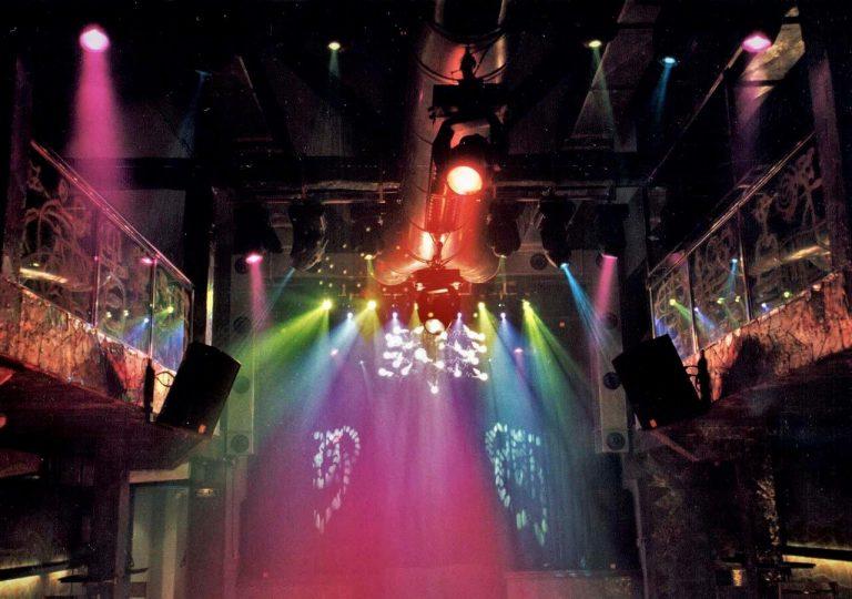 instalacion de sonido y luces para discoteca