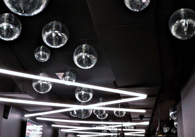 venta de bolas de espejo para discotecas en valencia