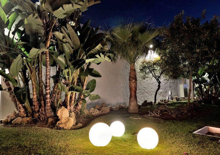alquiler de bolas de luz