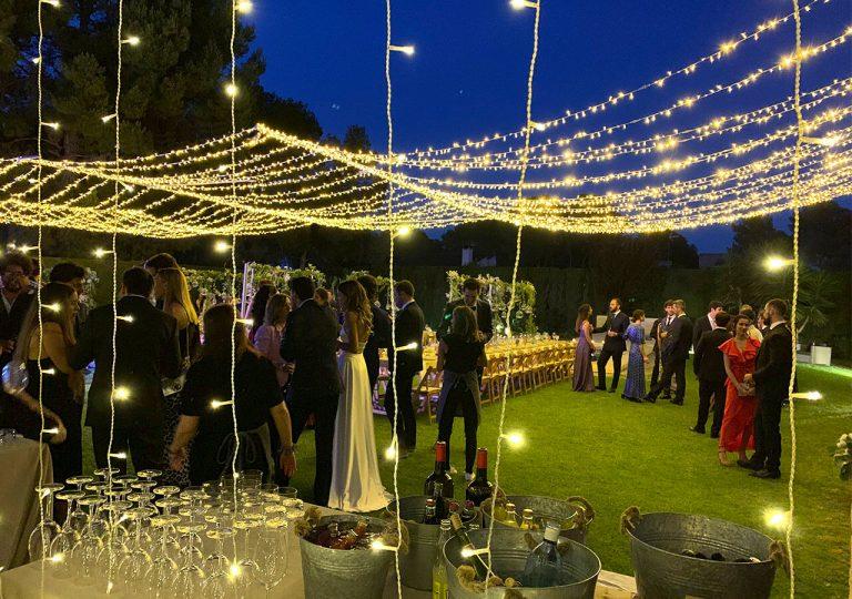 bodas en jardines